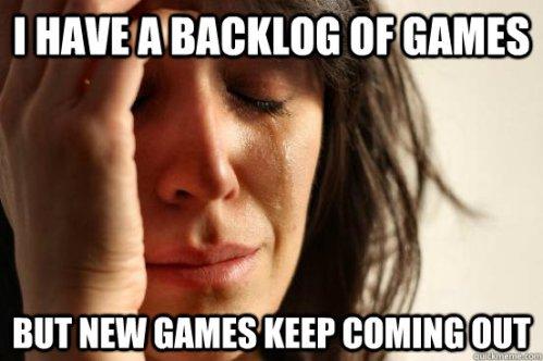 The Backlog