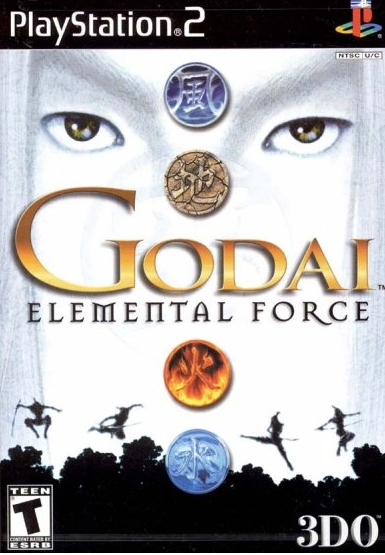 Godai_Elemental_Force_Ps2