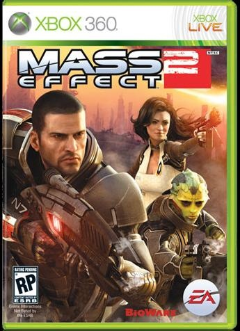 Games you wish you could play? Masseffect2cover