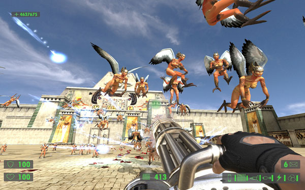 SERIOUS SAM HD THE FIRST ENCOUNTER Serioussam01