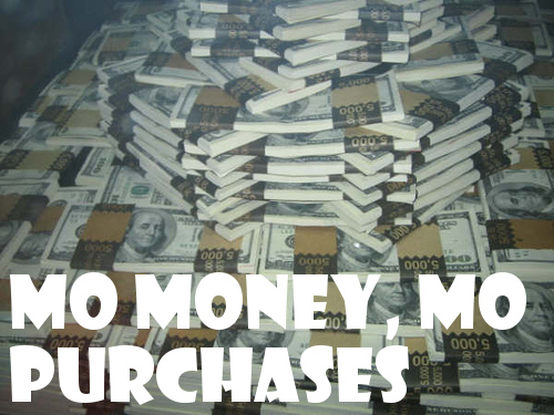 easy money lego HP