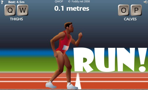 Qwop the hardest game youll ever watch somone else play grinding so theres a game called qwop which might stand for quit when opening program or maybe quizzically weak obstinate pinion actually no none of those ccuart Image collections
