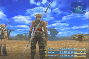 Final Fantasy XII  Grinding Down