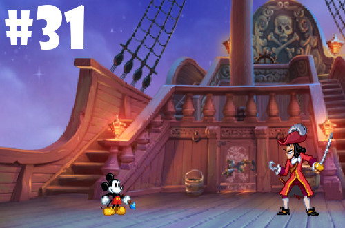 2012 games completed Epic Mickey power of illusion