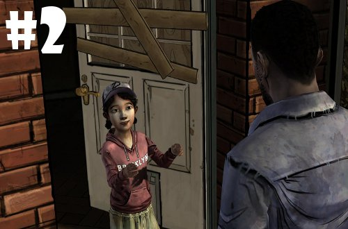 games completed 2013 twd around every corner ep4