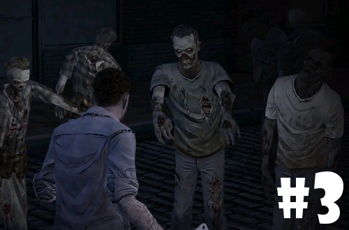 the walking dead no time left games completed 2013
