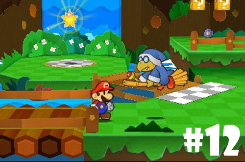 2013 games completed 12 paper mario sticker star