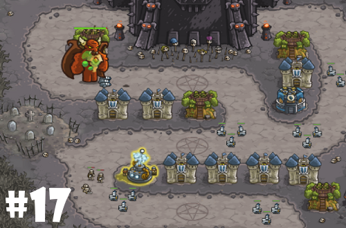 2013 games completed kingdom rush screen 2