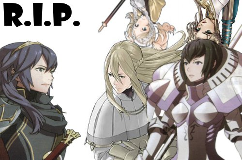 another five dead in fire emblem awakening