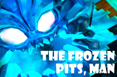 luigi's mansion frozen pit boss