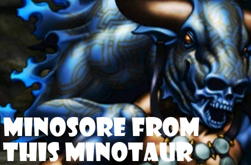 Smt Iv S Minotaur Boss Is One Loud Wake Up Call Grinding Down