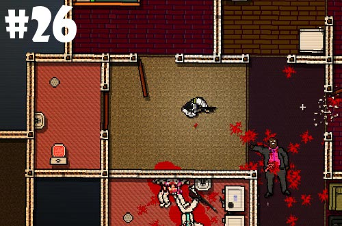 2013 games completed Hotline Miami