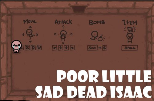 binding of isaac thoughts