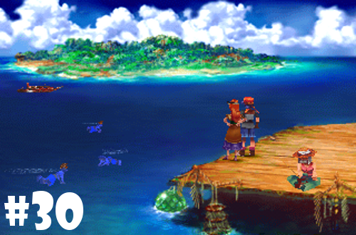 2013 games beat chrono-cross-island