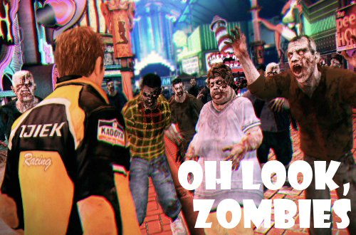 Dead Rising 2 initial impressions