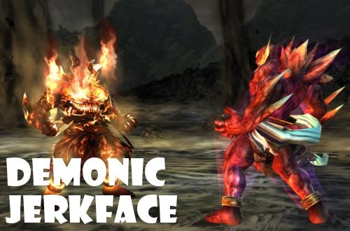 tekken 5 jinpachi the worst end boss ever