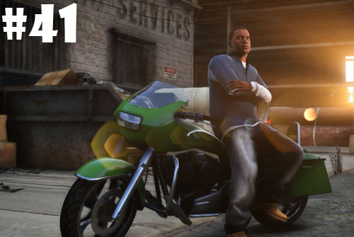 2013 games completed gta 5 franklin bike copy