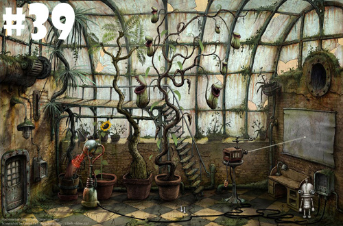 2013 games completed machinarium