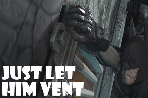 batman arkham asylum mash x to open vents copy