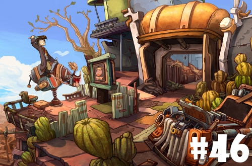 2013 games completed Deponia