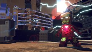 LEGO Marvel SHS_IronMan MK2-noscale