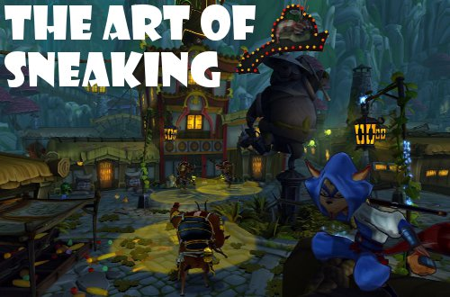 sly 4 early impressions woo