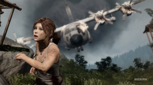 Tomb Raider trailer - video