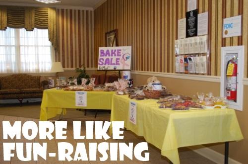 Bake Sale games roundup
