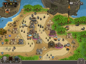 Kingdom-rush-frontiers-with-new-units-and-map