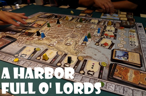 lords of waterdeep play board games