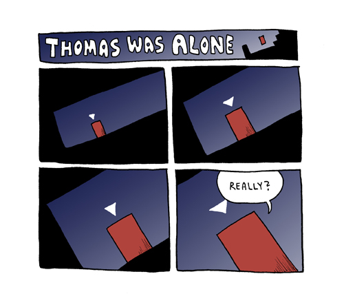 2014 games completed 21 - thomas was alone facebook