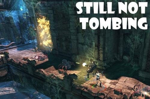 Lara Croft GOL early impressions