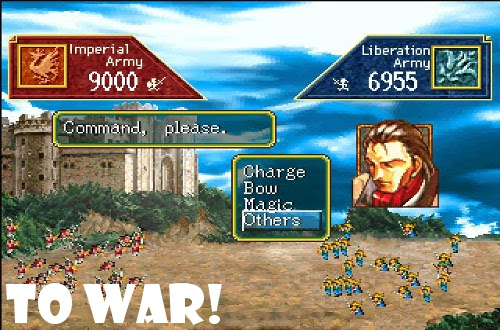 Blog Suikoden Army Battle