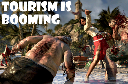 dead island thoughts and stuff