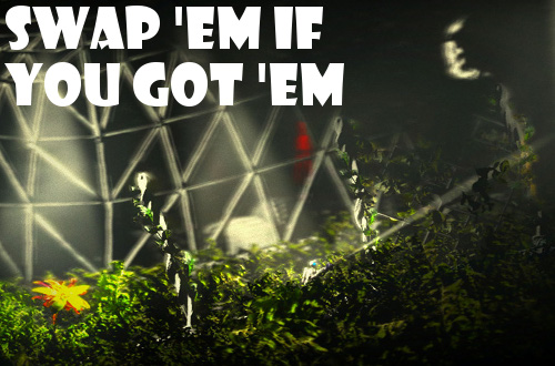 the swapper early thoughts