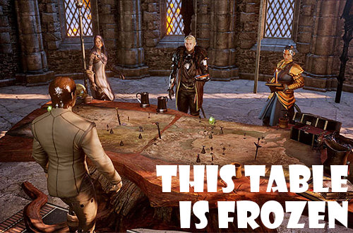 dragon age inquisition war table game freezes gd
