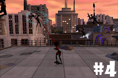 2015 games completed The Incredibles PS2 004