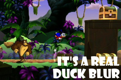 ducktales remastered ps3 thoughts