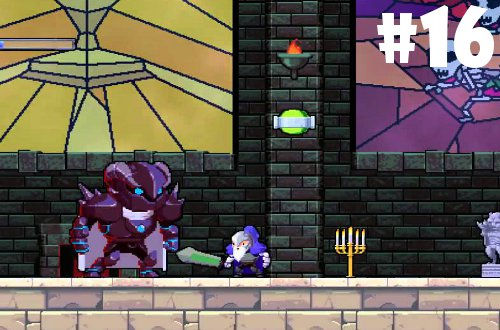 2015 games completed gd rogue legacy
