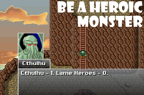 Cthulhu saves the world screen gd impressions