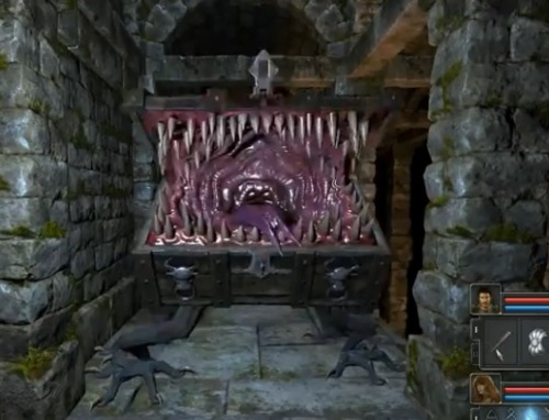 mimic legend of grimrock 2