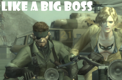 final thoughts for mgs 3 snake eater gd
