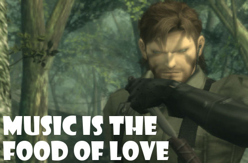 metal gear solid 3 cure radio thoughts