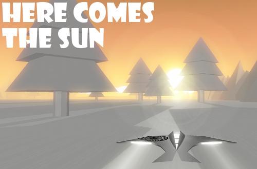 gd impressions race the sun