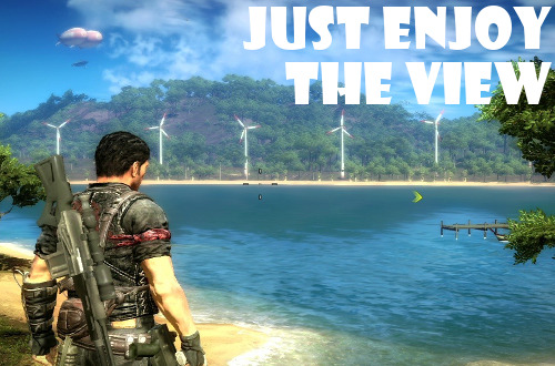gd early impressions just cause 2 xbox-360