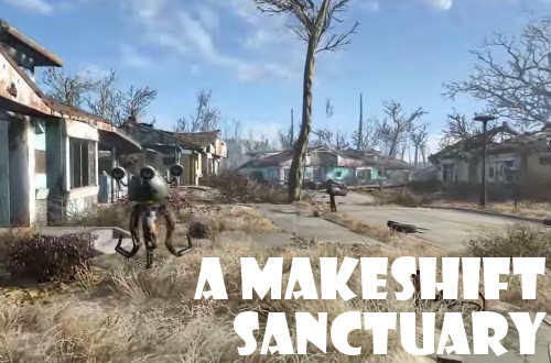 gd impressions Fallout 4 Sanctuary Hills