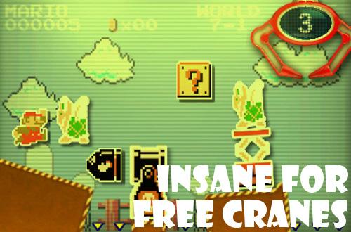 nintendo badge crane arcade gd impressions