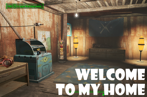where to call home Fallout 4