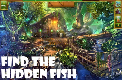 Lost Lands A Hidden Object Adventure early impressions