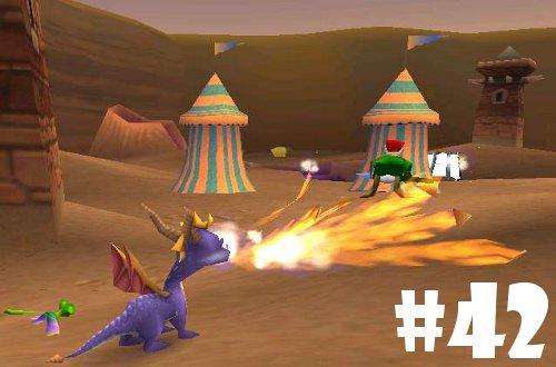 2016 gd games completed spyro the dragon ps1